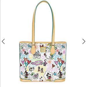 Disney Sketch Shopper by Dooney & Bourke
